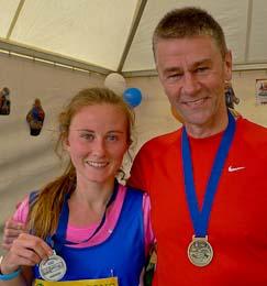 18. Sarah and Paul Branley