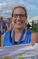 Emma Krzyz of Team Salvo