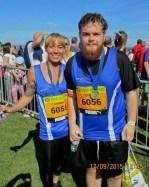 Gemma Addison and Ethan Wann