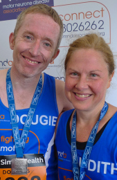 Douglas & Judith Scarfe
