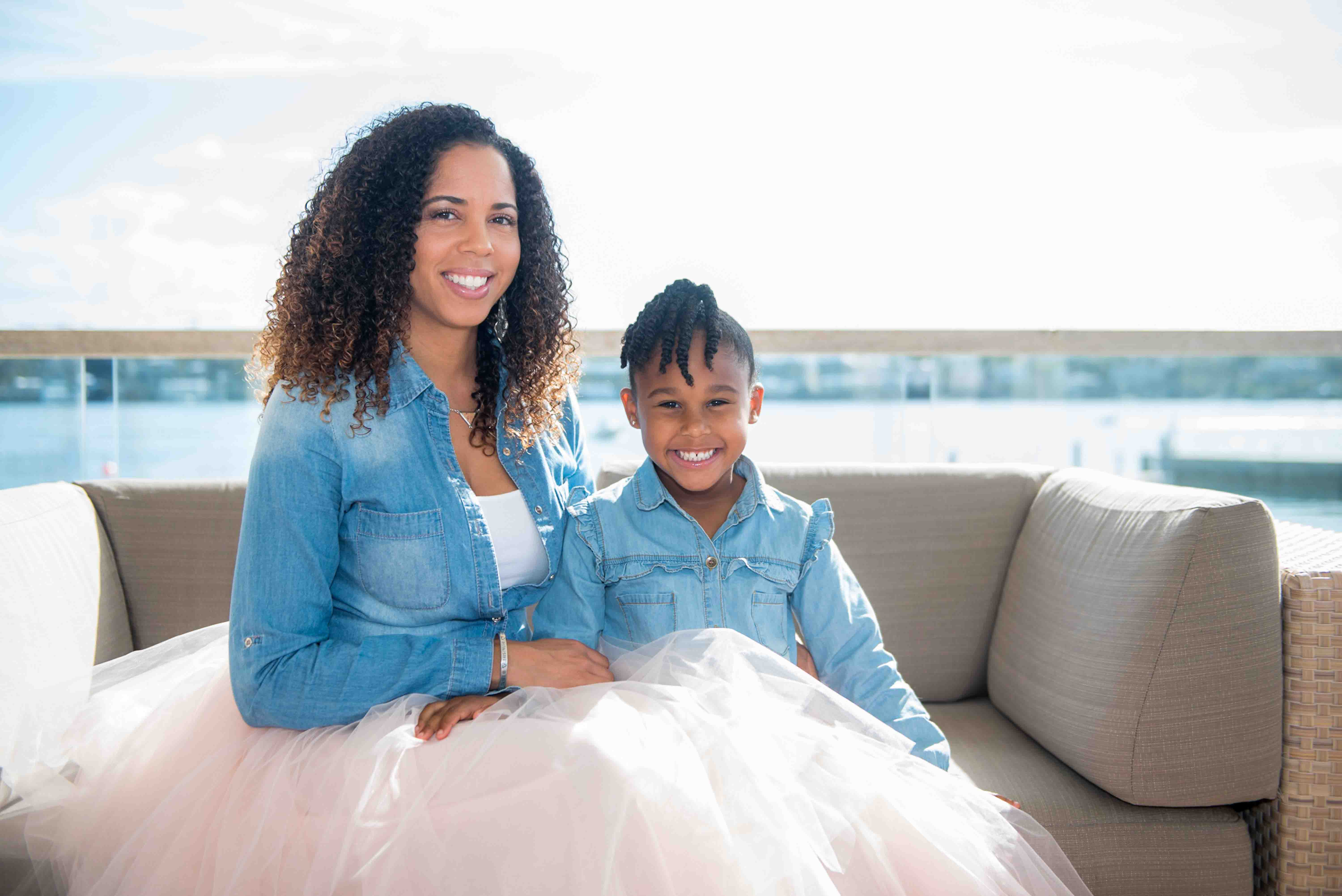 Antonia Holder and daughter | MNDEmpowered