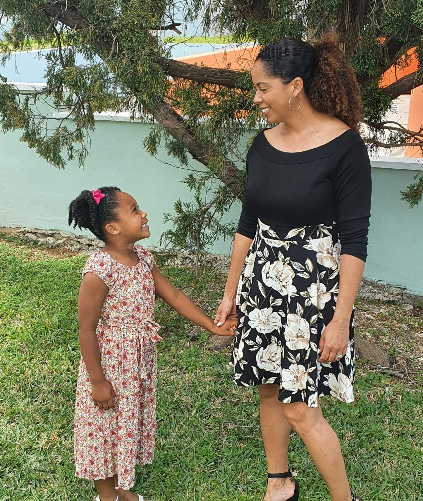 Antonia Holder and daughter | MNDEmpowered.com