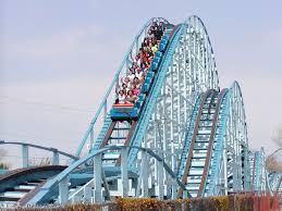 Life really is a roller coaster