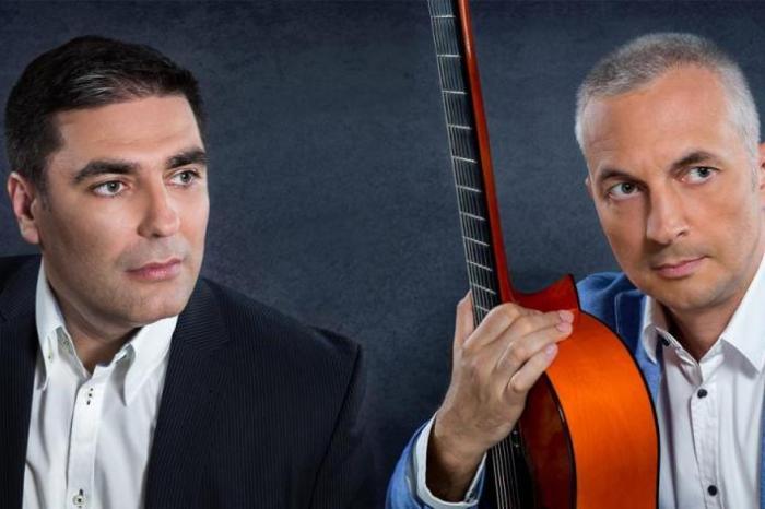 Guitar Duo: The secret to success - do what you enjoy