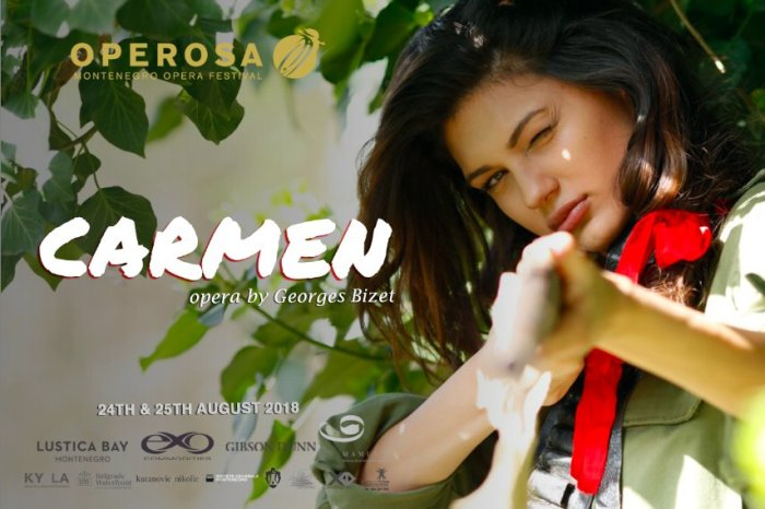Operosa Montenegro Opera Festival 2018 promises  vocal and visual feast!