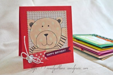 2. red bear