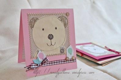 11. pink bear