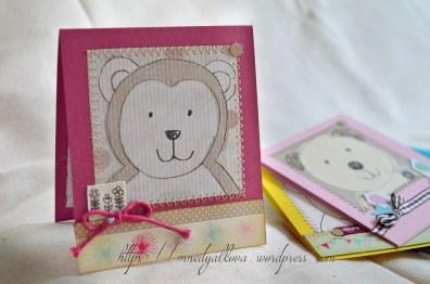 9. violet bear
