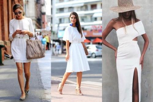 U Trendu Odabir Savršene Bijele Haljine Za Ljeto