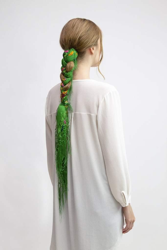 Plexouda with Green Romylia