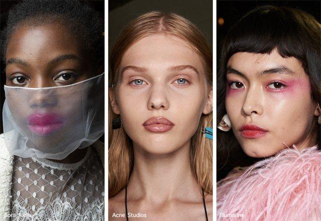 Макияж 2021 модные тенденции