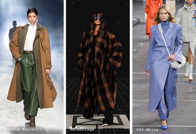 Модные тенденции осень-зима 2021-2022