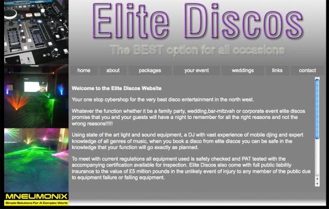 Elite Discos