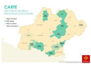 Parcs naturels d'Occitanie