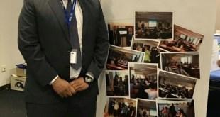مشاركة الاستاذ المساعد الدكتور عقيل الحسناوي في المؤتمر الدولي للادارة والاقتصاد في المانيا