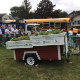 MGRC's Green Roof on Wheels Rolls into Minnehaha Watershed District