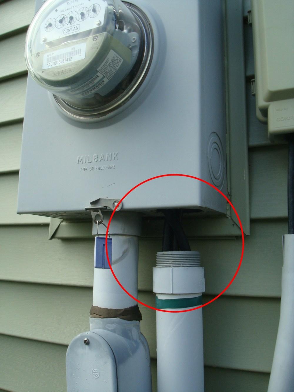 medium resolution of house meter box wiring simple wiring schema 4 wire service entrance wiring house meter box wiring