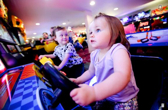 Jet Centre Arcade Hall 1