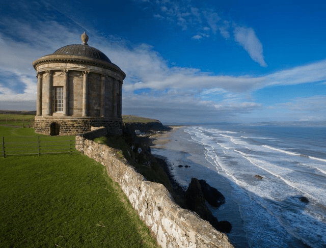Mussenden Temple Midsummer Music 1