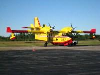 pagami CL415 Manitoba