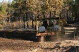 Palsburg Fire J8 track vehicle. Credit: Steve Moretensen, Julie Palkki