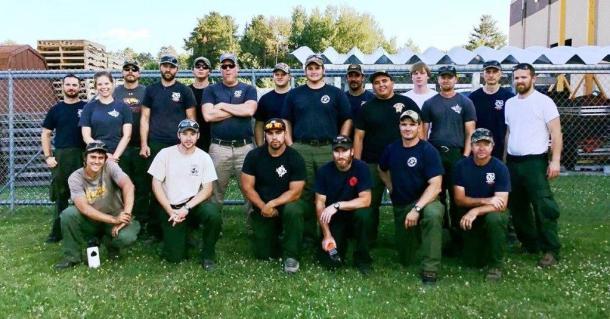 Crew 1 Mobilization 6 to Arrastra Creek MT
