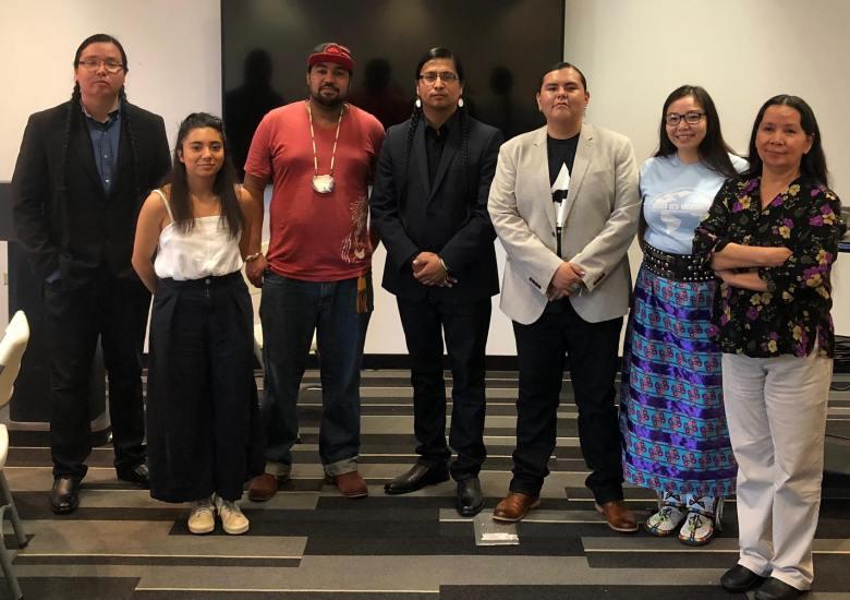Columbia University Host Mni Ki Wakan Pre-Summit