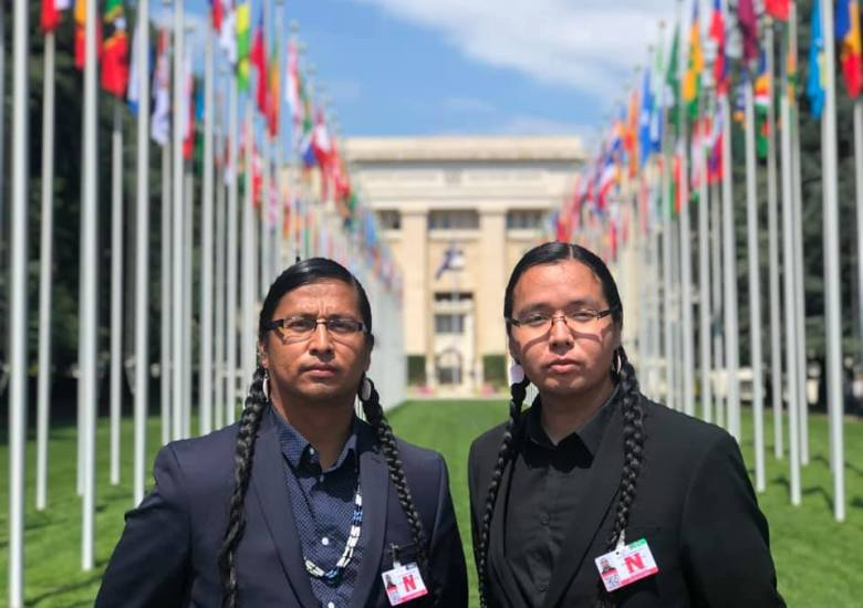 Global Water Intervention at Expert Mechanism on the Rights of Indigenous Peoples, Geneva, Switzerland 2019