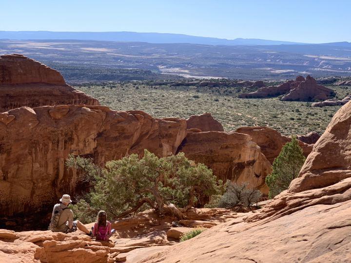 Arches Views