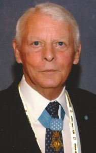 Medal of Honor recipient, Mike Sprayberry