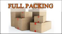 Full packing service by our team
