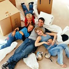 Moving To A New House With Children In Kidderminster Worcestershire