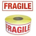 Adhesive Packing Labels