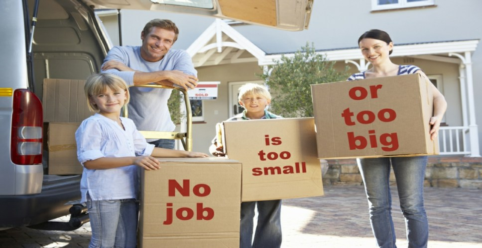 Been let down by your house removals company in Leicester