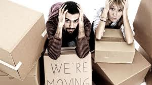 How to cope with moving home or office