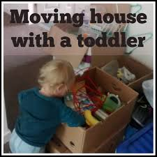 how to move home with your toddlers in Medbourne