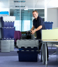 business moves Leicestershire