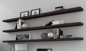 How To Fit & Install Floating Shelves