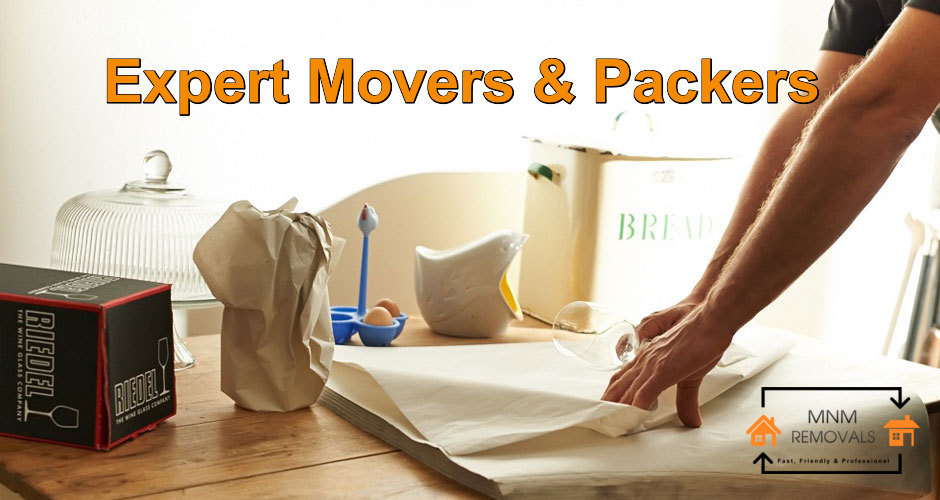 expert movers & packers