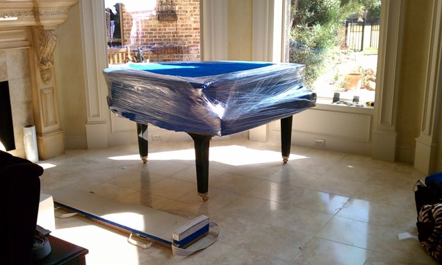 Home & Piano Removals in Leicestershire