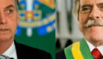 bc0ec799d3 Bolsonaro amenaza con procesar a actor que se autoproclamó presidente de  Brasil