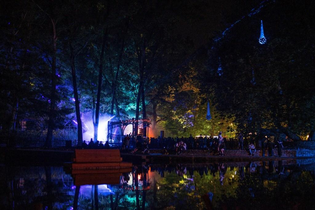 monument, orbits festival, hypnotic techno, sao giao, portugal