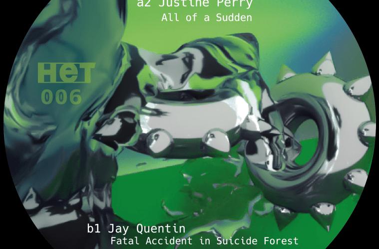 Het Records Justine perry Tigerhead Jay Quentin Hagen Richter