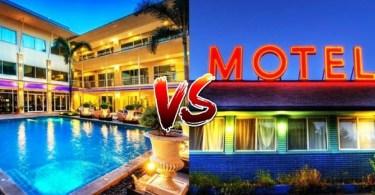 Hotel Vs Motel