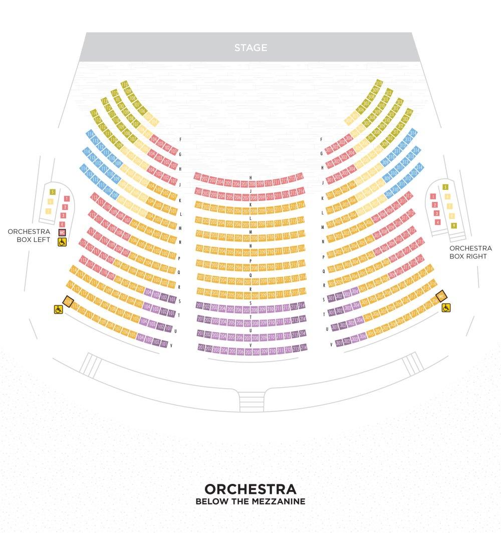 medium resolution of detailed seating chart