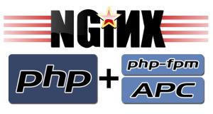Настройка nginx, php-fpm, php-apc