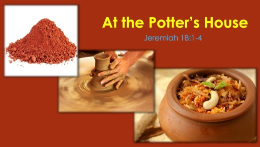 At the Potter's House