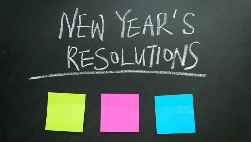 New Year's Resolution and Life Management