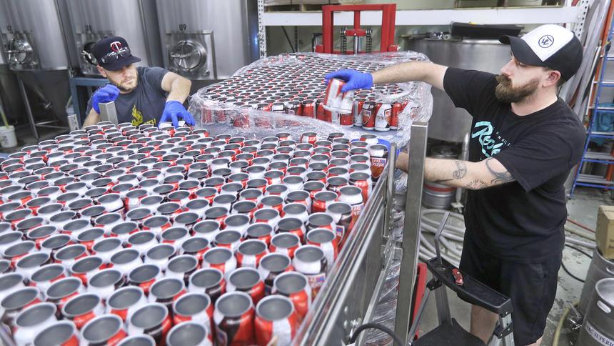 Lake Superior Brewing Expanding, Adding Canning Capacity