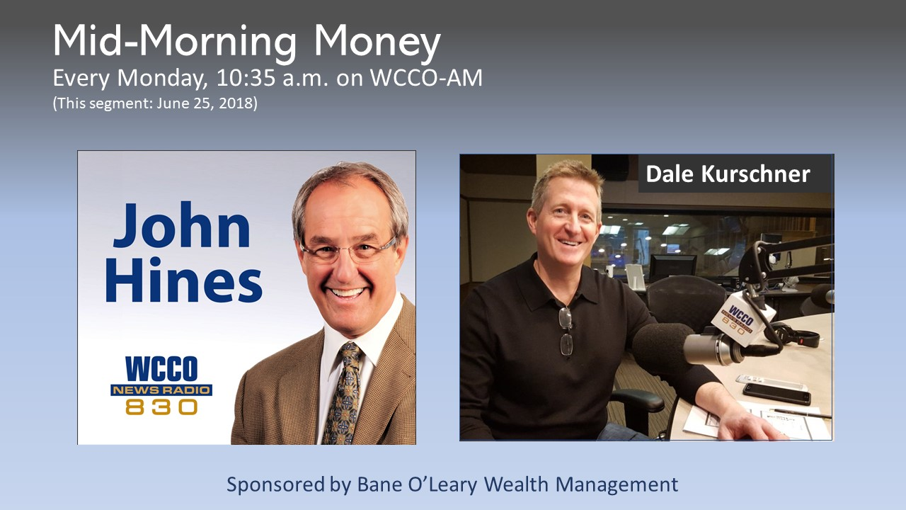 Mid-Morning Money on WCCO